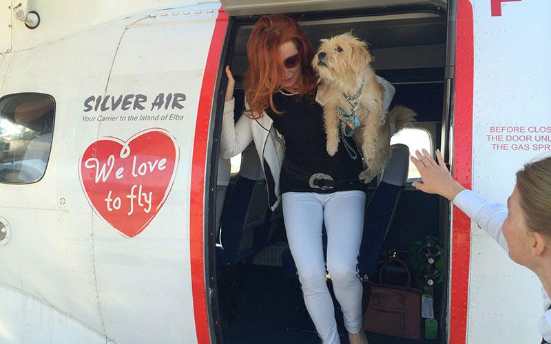 SILVER AIR è un partner di Toscana Pet Friendly!