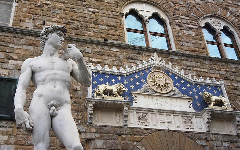 Firenze: le piazze più belle con i suoi artigiani
