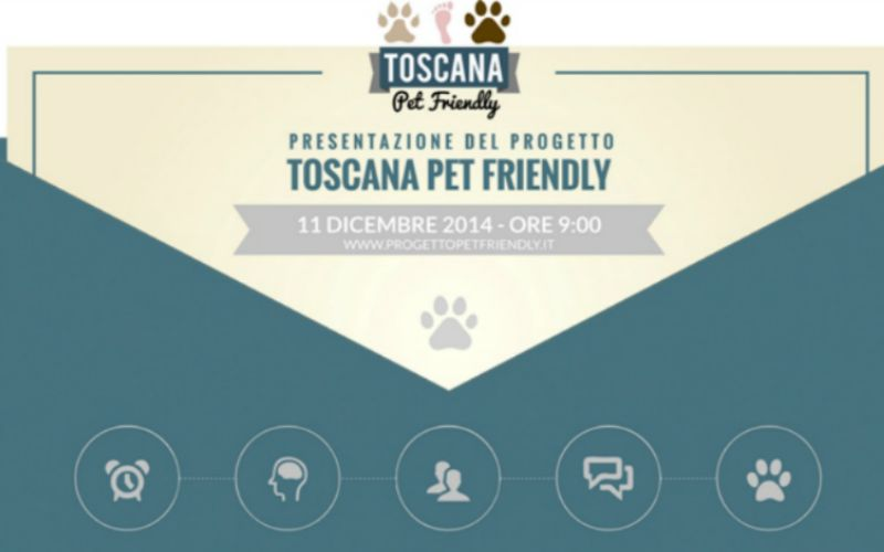 Toscana Pet Friendly Project: launch event