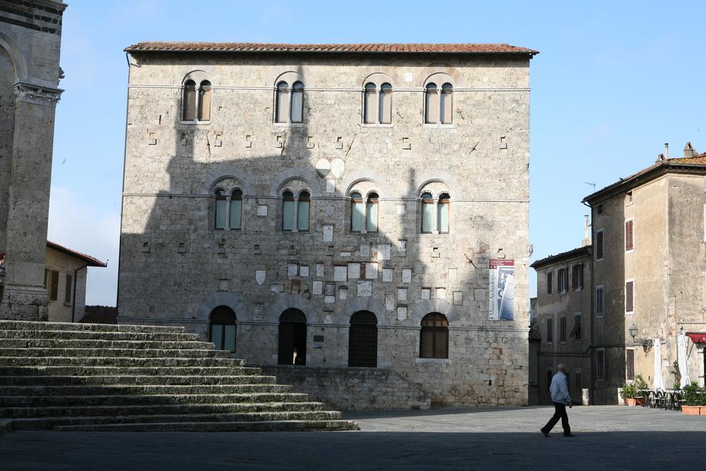 Museo Archeologico di Massa Marittima Giovannangelo Camporeale