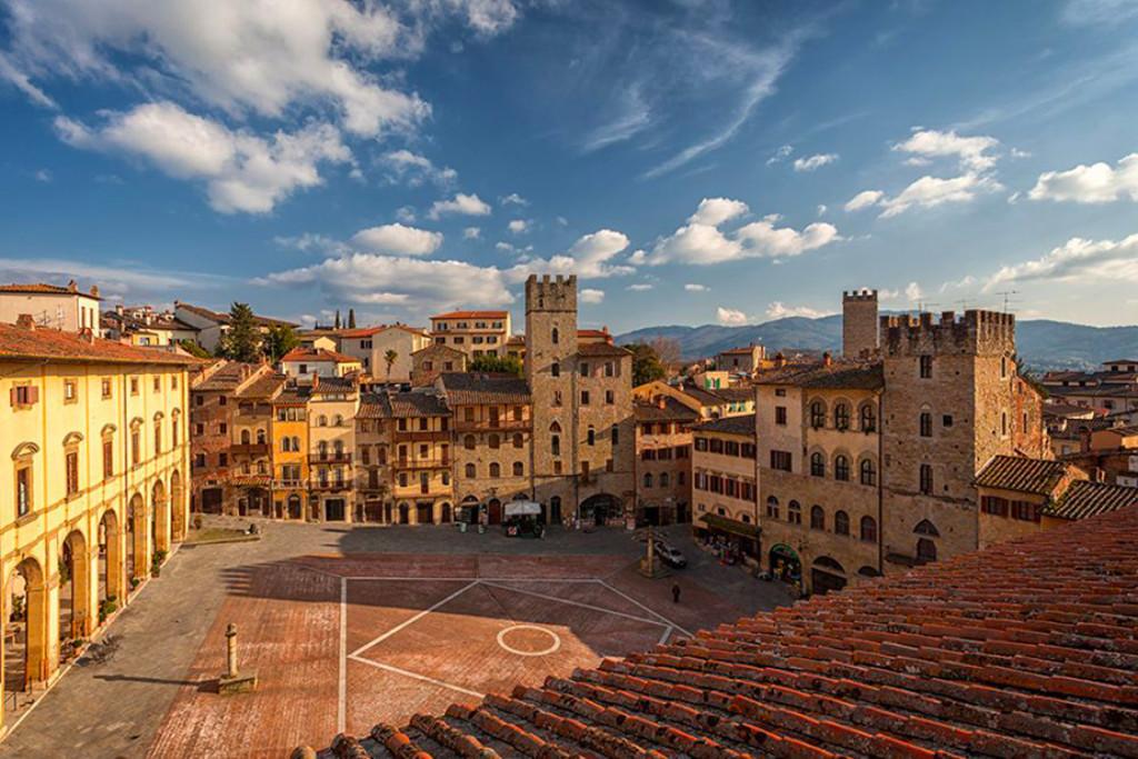 Full Day Arezzo